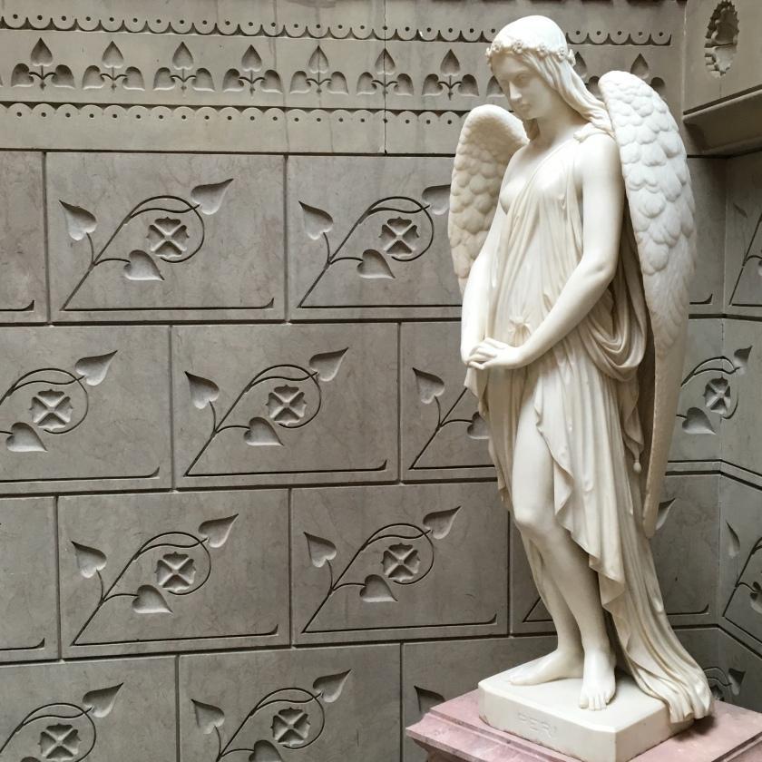 PAFA statue